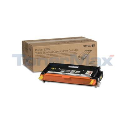 XEROX PHASER 6280 PRINT CARTRIDGE YELLOW 2.2K
